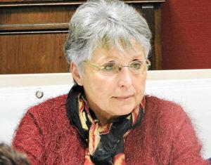 Denise Le Moigne, secrétaire de l'union départementale